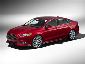 2016 Ford Fusion for sale in Celina, OH