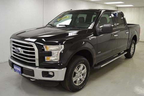2016 Ford F-150 for sale in Celina, OH