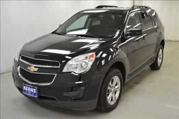 2014 Chevrolet Equinox for sale in Celina, OH