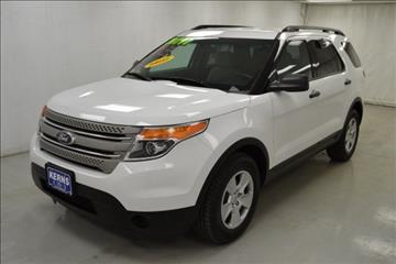 2014 Ford Explorer for sale in Celina, OH