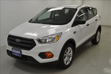 2017 Ford Escape for sale in Celina, OH