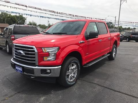 2017 Ford F-150 for sale in Celina, OH
