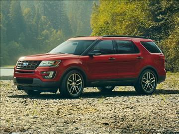 2016 Ford Explorer for sale in Celina, OH