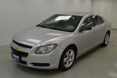 2012 Chevrolet Malibu for sale in Celina, OH