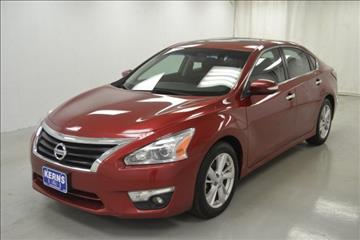 2014 Nissan Altima for sale in Celina, OH