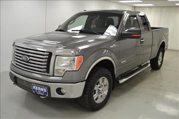 2011 Ford F-150 for sale in Celina, OH