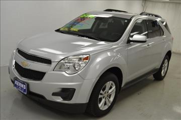 2012 Chevrolet Equinox for sale in Celina, OH