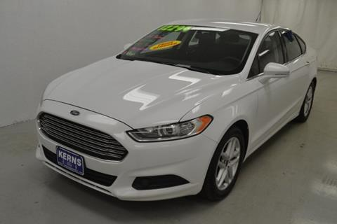 2014 Ford Fusion for sale in Celina, OH