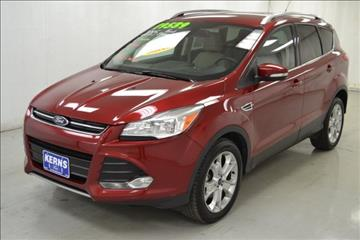 2015 Ford Escape for sale in Celina, OH