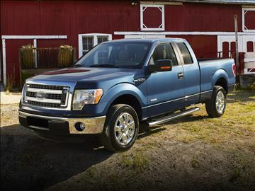 2014 Ford F-150 for sale in Celina, OH