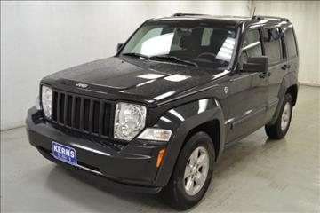 2012 Jeep Liberty for sale in Celina, OH