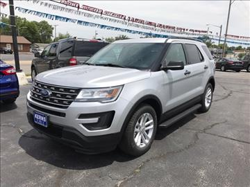 2017 Ford Explorer for sale in Celina, OH