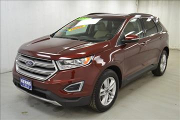 2015 Ford Edge for sale in Celina, OH