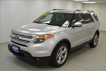 2012 Ford Explorer for sale in Celina, OH