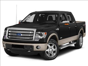 2013 Ford F-150 for sale in Celina, OH