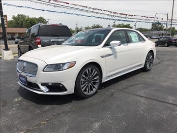 2017 Lincoln Continental for sale in Celina, OH