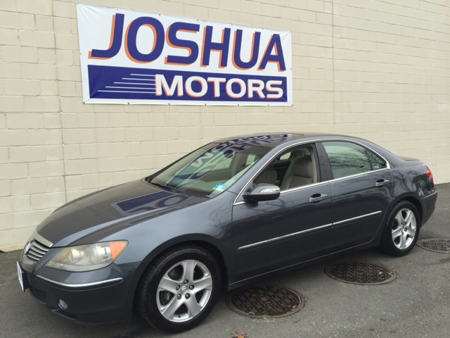 2008 acura rl sh awd 4dr sedan w technology package in for Joshua motors vineland nj