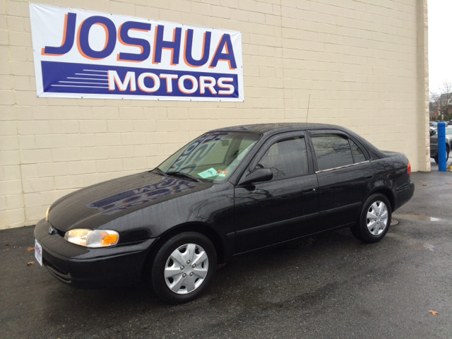 Used chevrolet prizm for sale for Joshua motors vineland nj