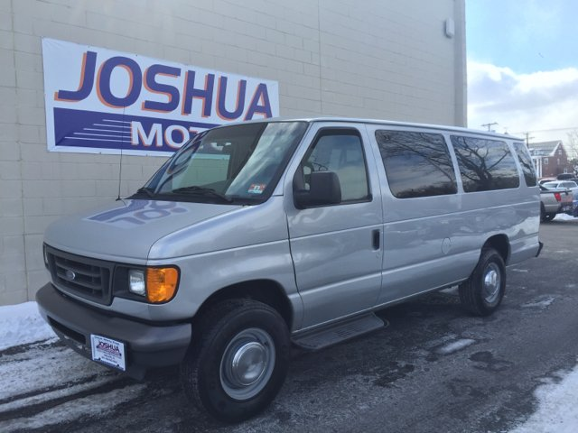 Used passenger van for sale for Joshua motors vineland nj