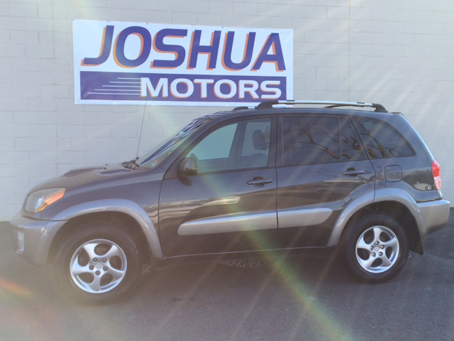 2003 toyota rav4 for Joshua motors vineland nj