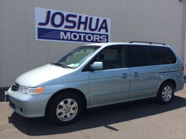 2002 Honda Odyssey for sale in VINELAND NJ