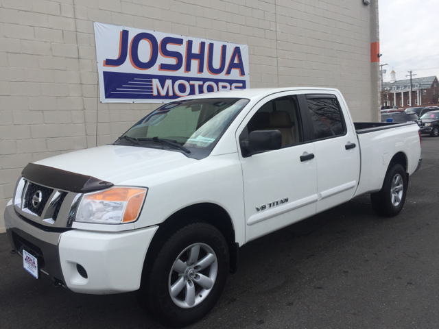 2008 nissan titan 4x4 se 4dr crew cab long bed in vineland for Joshua motors vineland nj