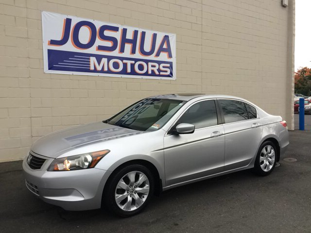 2008 Honda Accord for sale in VINELAND NJ