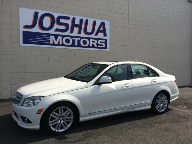 2009 Mercedes-Benz C-Class for sale in VINELAND NJ
