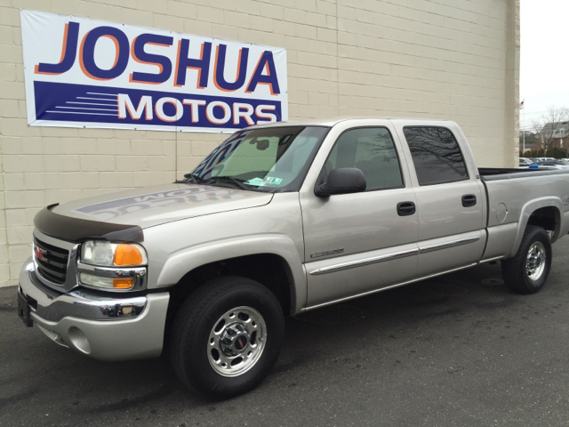 Used 2004 gmc sierra 2500hd for sale for Joshua motors vineland nj