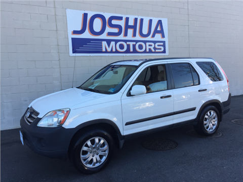 Honda cr v for sale vineland nj for Joshua motors vineland nj