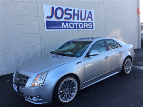 Cadillac cts for sale vineland nj for Joshua motors vineland nj