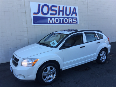 Dodge caliber for sale new jersey for Joshua motors vineland nj