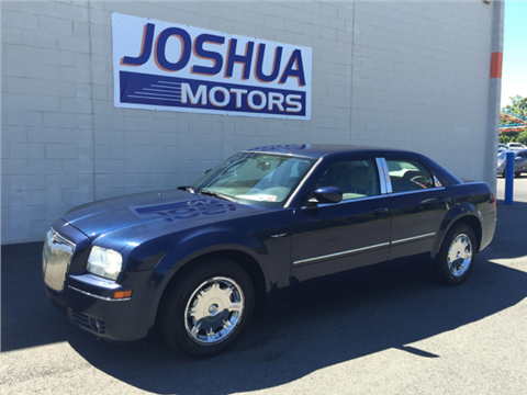 Chrysler 300 for sale vineland nj for Joshua motors vineland nj