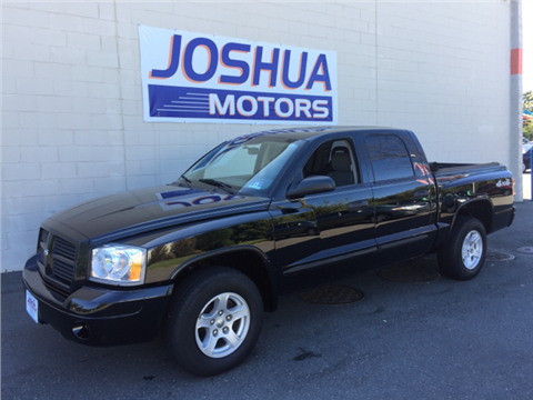 Dodge trucks for sale vineland nj for Joshua motors vineland nj