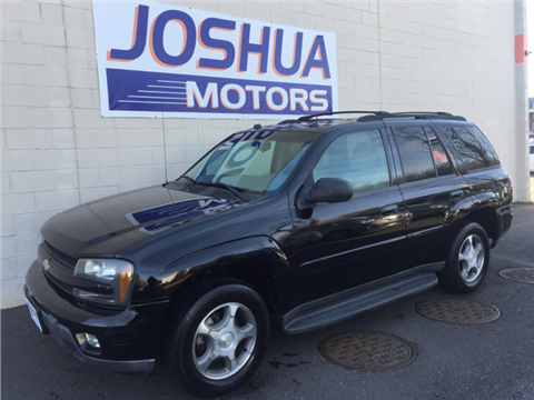 Chevrolet trailblazer for sale farmington nm for Joshua motors vineland nj