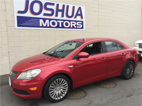 2012 suzuki kizashi for sale for Joshua motors vineland nj