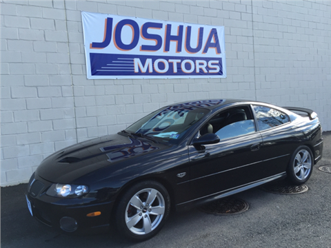 Used 2006 Pontiac GTO 6.0L, LS2 for sale in Houston, TX | Carlyle ...