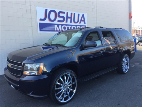 Chevrolet suburban for sale new jersey for Joshua motors vineland nj