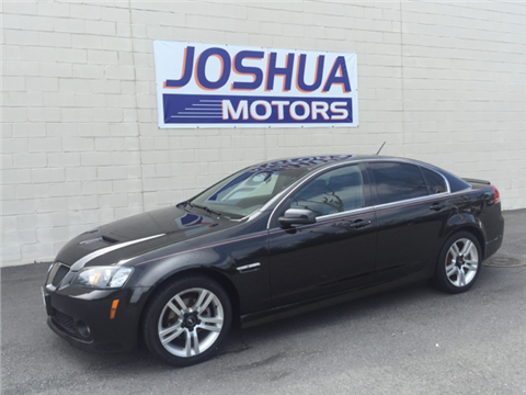 2009 Pontiac G8 for sale in Vineland, NJ