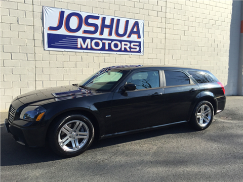 Used dodge magnum for sale new jersey for Joshua motors vineland nj