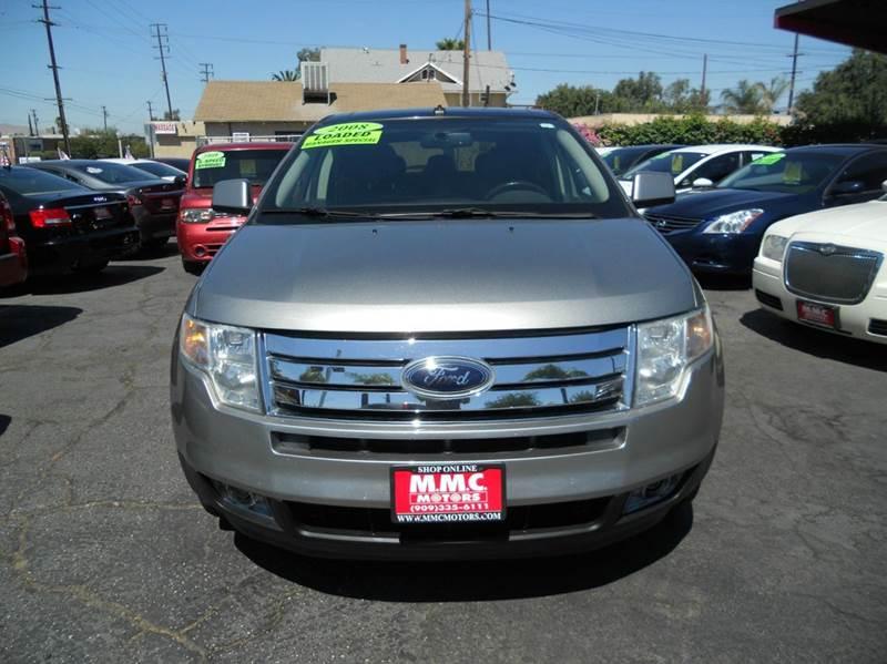 2008 Ford Edge Limited 4dr Crossover - Redlands CA