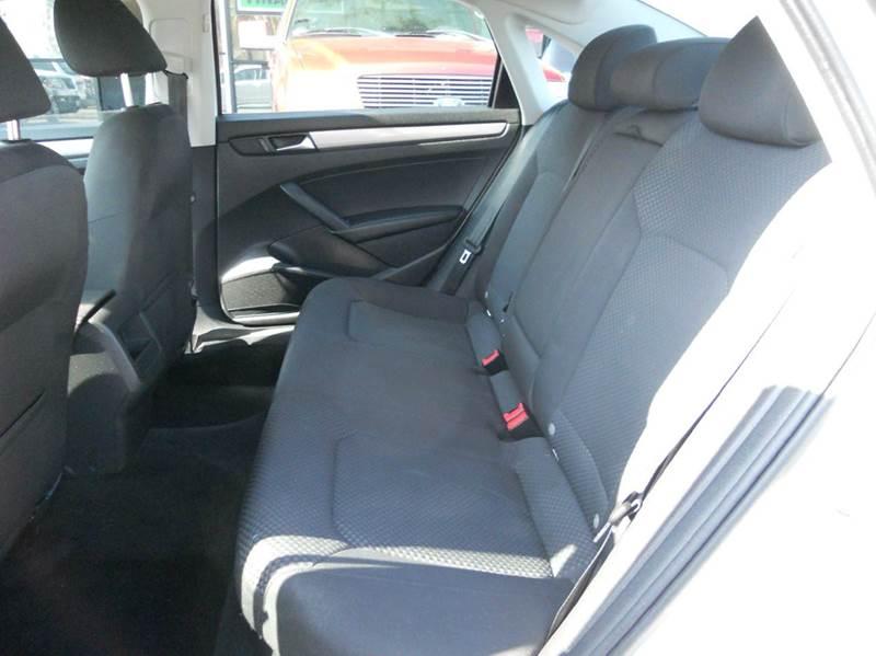 2012 Volkswagen Passat S PZEV 4dr Sedan 6A w/ Appearance - Redlands CA