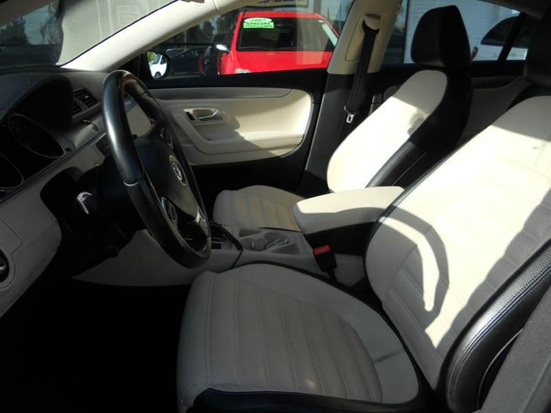 2012 Volkswagen CC Sport PZEV 4dr Sedan 6A - Redlands CA