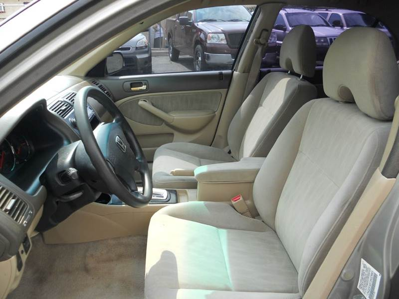 2003 Honda Civic LX 4dr Sedan - Redlands CA