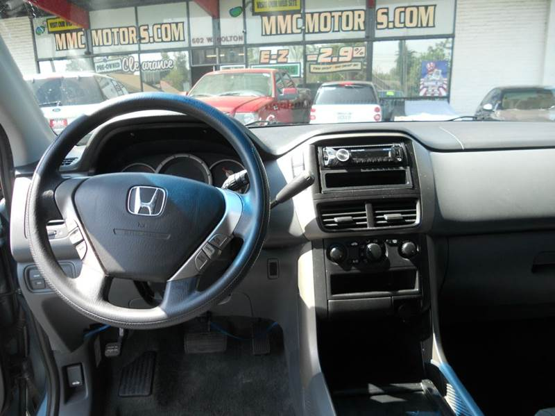 2008 Honda Pilot VP 4x4 4dr SUV - Redlands CA