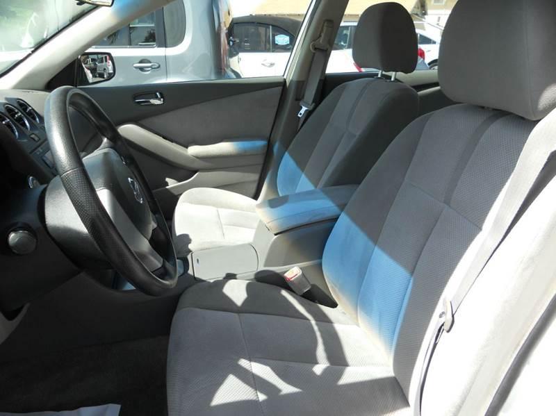 2007 Nissan Altima 2.5 S 4dr Sedan (2.5L I4 CVT) - Redlands CA