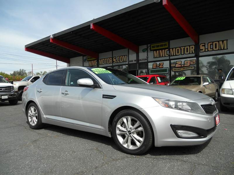 2011 Kia Optima EX 4dr Sedan - Redlands CA