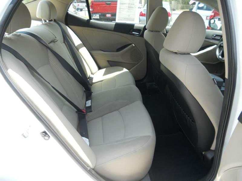 2012 Kia Optima LX 4dr Sedan 6A - Redlands CA