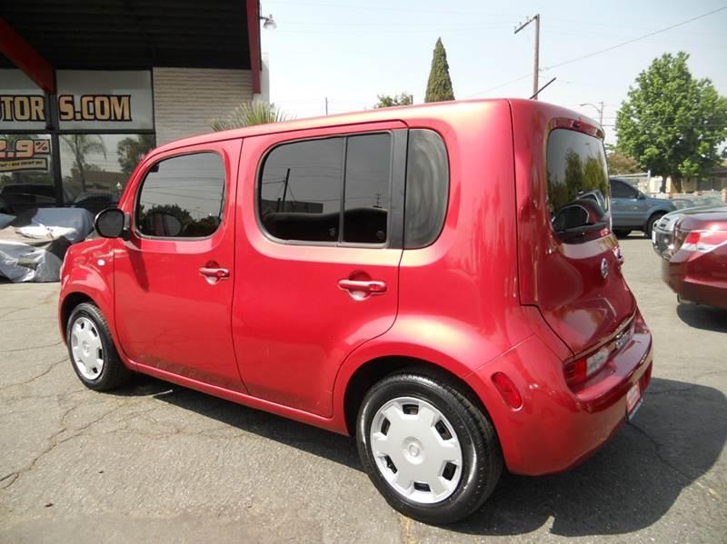 2009 Nissan cube 1.8 4dr Wagon - Redlands CA