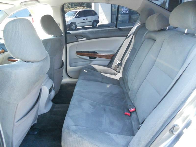 2011 Honda Accord EX V6 4dr Sedan - Redlands CA